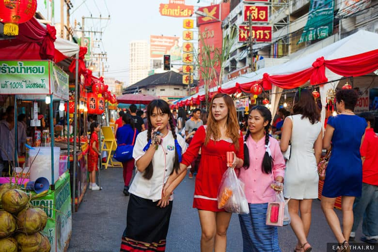 Рынок Варорот и китайский квартал