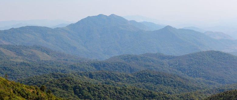 Ежегодный смог в Чиангмае