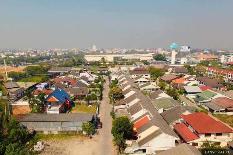 Смог в Чиангмае