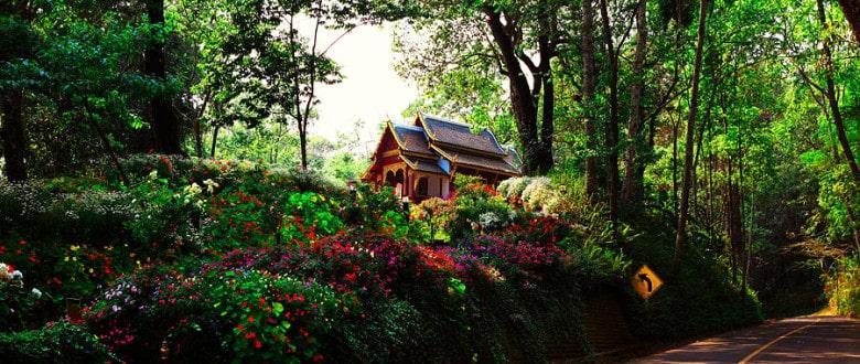 Пхубинг Пэлэс (Bhubing Palace) — действующая резиденция королевской семьи