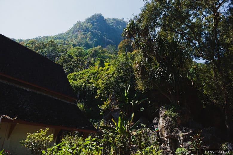 Верхушка горы Чианг Дао