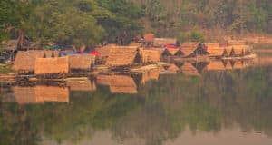 Сказочное озеро Хуай Тынг Тао — 30 красивых фотографий