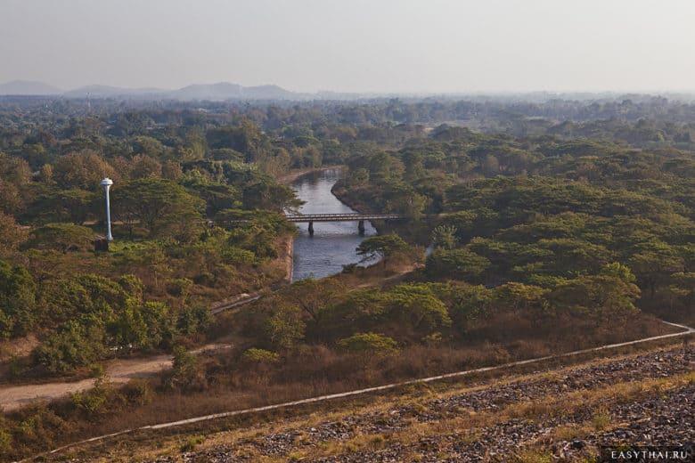 Чиангмайская дамба Mae Kuang Dam